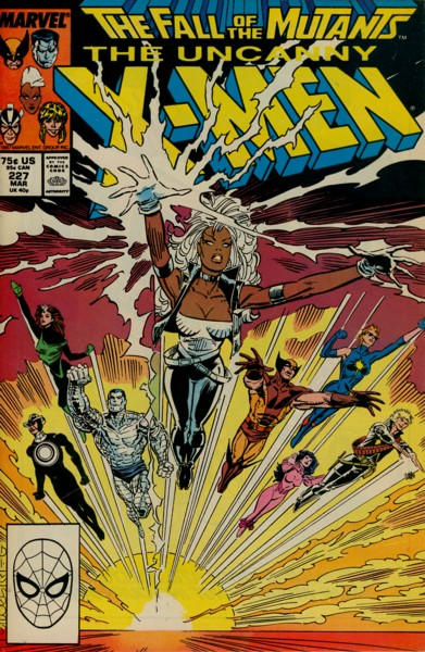 Uncanny X-Men 227 - The Belly of the Beast!
