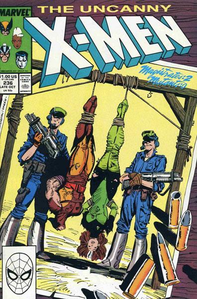 Uncanny X-Men 236 - Busting Loose!