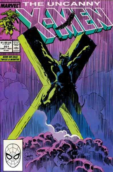 Uncanny X-Men 251 - Fever Dream