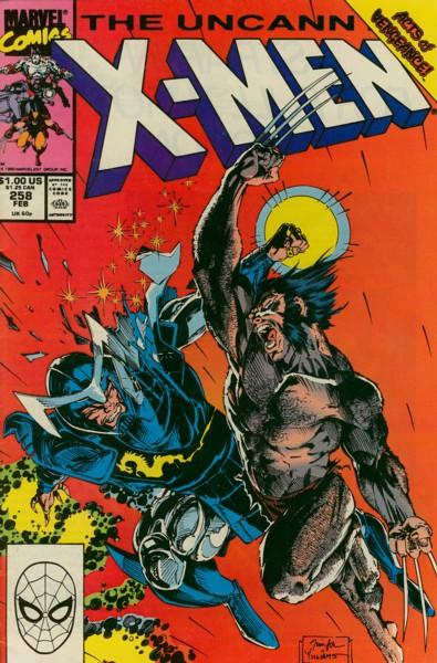 Uncanny X-Men 258 - Broken Chains