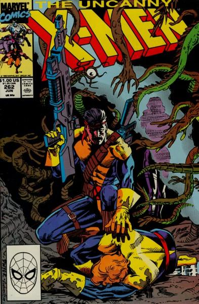 Uncanny X-Men 262 - Scary Monsters
