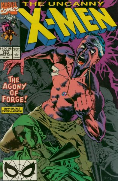Uncanny X-Men 263 - The Lower Depths