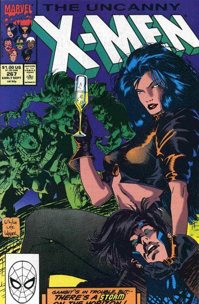 Uncanny X-Men 267 - Nanny (Into the Fire)