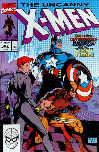 Uncanny X-Men 268 - Madripoor Knights