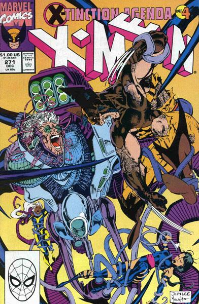 Uncanny X-Men 271 - Flashpoint!