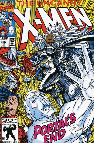Uncanny X-Men 285 - Down the Rabbit Hole