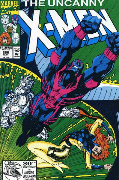 Uncanny X-Men 286 - Close Call!