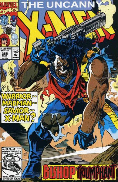 Uncanny X-Men 288 - Time and Place