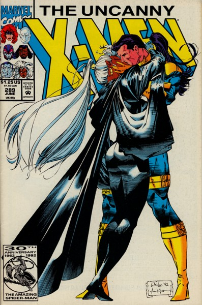 Uncanny X-Men 289 - Knots