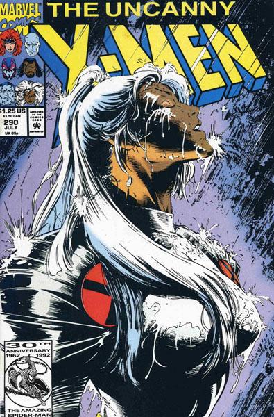 Uncanny X-Men 290 - Frayed