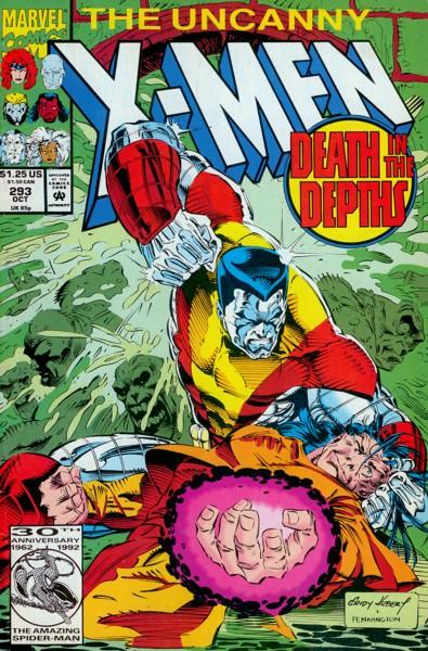 Uncanny X-Men 293 - The Last Morlock Story!