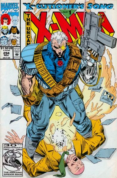Uncanny X-Men 294 - Overture