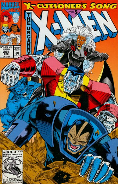 Uncanny X-Men 295 - Familiar Refrain