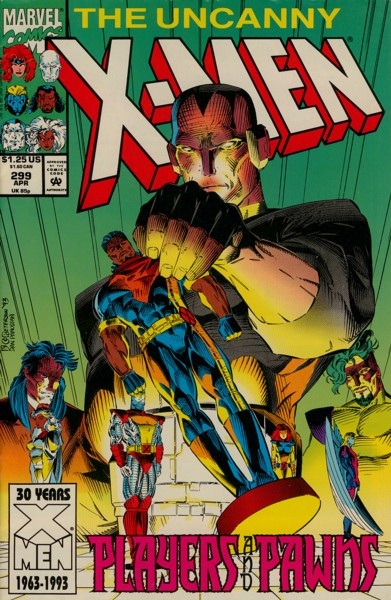 Uncanny X-Men 299 - Nightlines