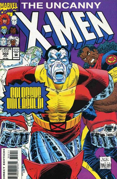 Uncanny X-Men 302 - Province