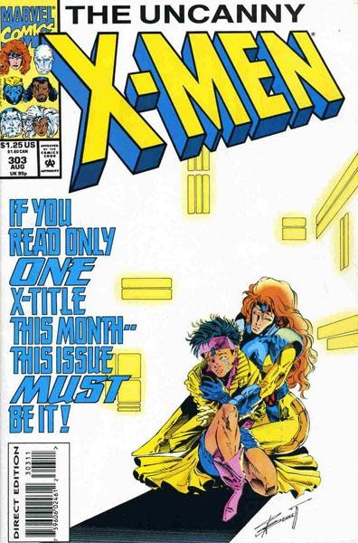 Uncanny X-Men 303 - Going Through the Motions