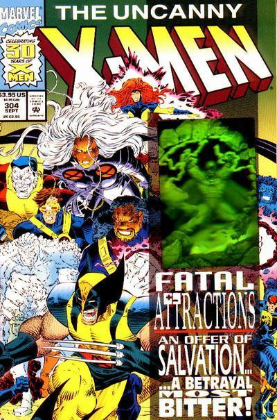Uncanny X-Men 304 - ...For What I Have Done