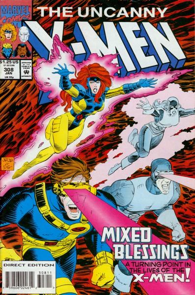 Uncanny X-Men 308 - Mixed Blessings