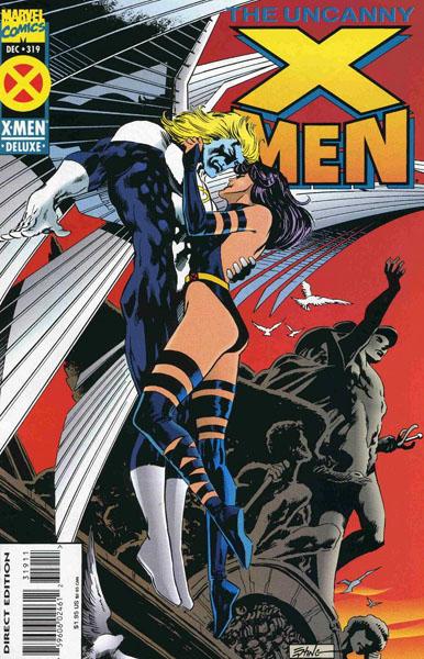 Uncanny X-Men 319 - Untapped Potential