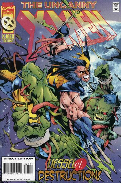 Uncanny X-Men 324 - Deadly Messengers
