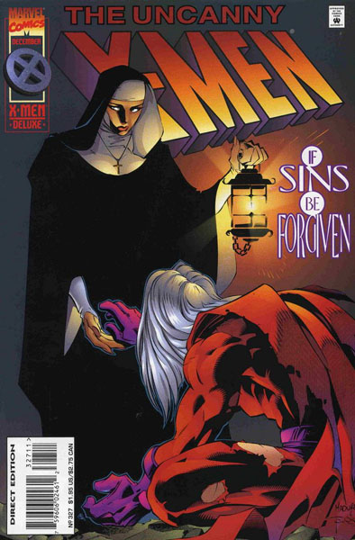 Uncanny X-Men 327 - Whispers on the Wind