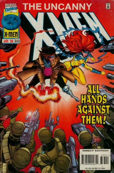 Uncanny X-Men 333 - The Other Shoe...