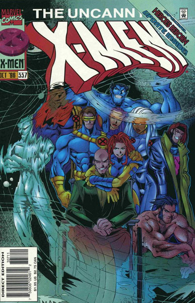 Uncanny X-Men 337 - Know Thy Enemy