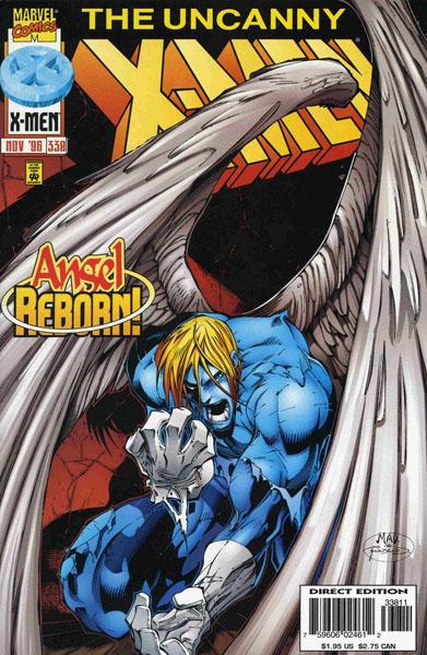 Uncanny X-Men 338 - A Hope Reborn, A Past Reclaimed