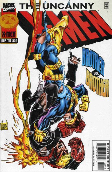 Uncanny X-Men 339 - Fight and Flight!
