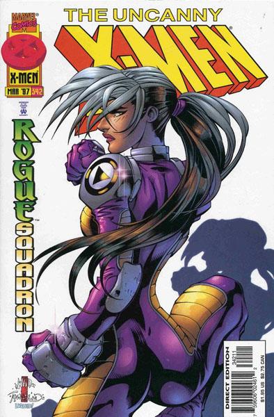 Uncanny X-Men 342 - -- Did I Miss Something?!