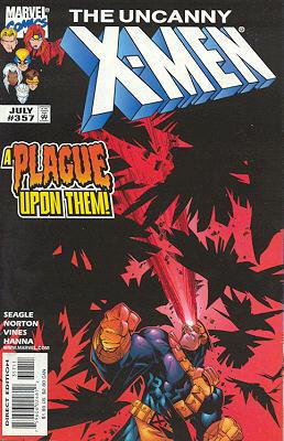 Uncanny X-Men 357 - The Sky is Falling