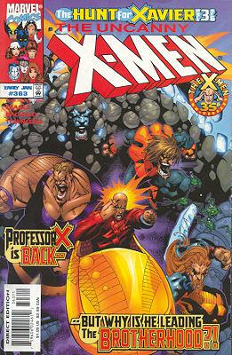 Uncanny X-Men 363 - When You're Unwanted