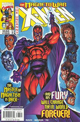 Uncanny X-Men 366 - The Shot Heard Round the World