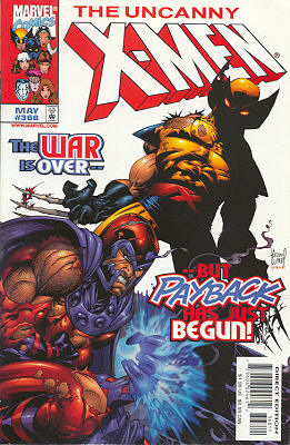 Uncanny X-Men 368 - Mansions in Heaven