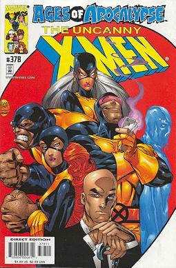 Uncanny X-Men 378 - First & Last, Part 1
