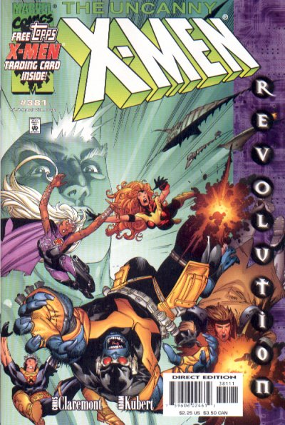 Uncanny X-Men 381 - Night of Masques