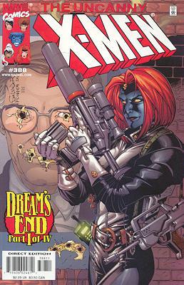 Uncanny X-Men 388 - The Past Is But Prologue!