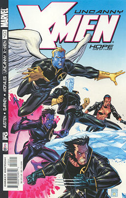 Uncanny X-Men 410 - Hope: Part 1
