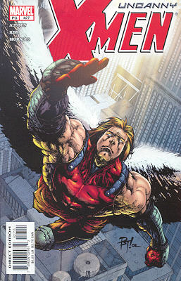 Uncanny X-Men 427 - The Dead Have No Rights