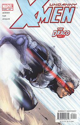 Uncanny X-Men 431 - The Draco, Part III of VI