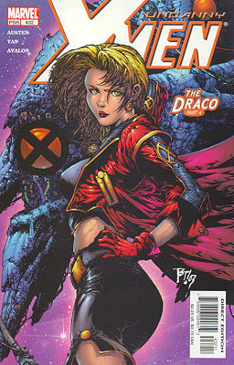 Uncanny X-Men 432 - The Draco, Part IV of VI