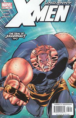 Uncanny X-Men 435 - Trial of the Juggernaut, Part 1 of 2