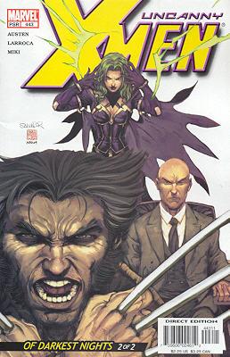 Uncanny X-Men 443 - Of Darkest Nights 2 Of 2