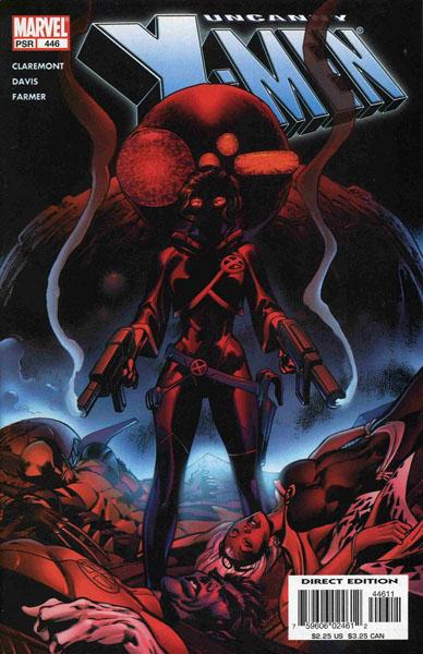 Uncanny X-Men 446 - Burning Sage! - the End of History, 3 of 4