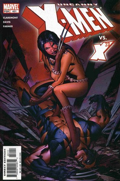 Uncanny X-Men 451 - Impediments