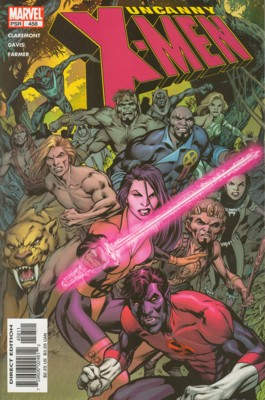Uncanny X-Men 458 - The Enemy of My Enemy: World's End, Part 4 of 5