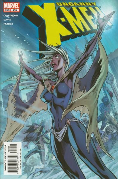 Uncanny X-Men 459 - Bad Company: World's End, Conclusion
