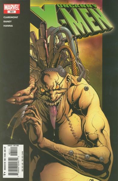 Uncanny X-Men 461 - Mojo Rising!
