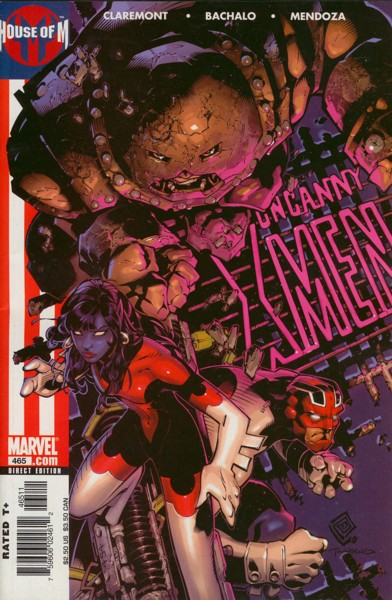 Uncanny X-Men 465 - Season of the Witch, Part 4 of 4: Chaos Rules