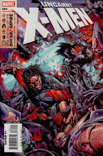 Uncanny X-Men 484 - In Exile